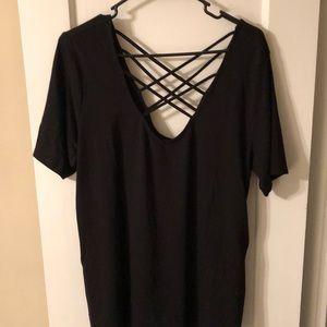 Torrid Black shirt